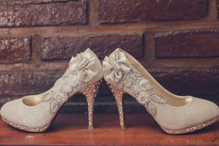 ¡Yo nunca nunca usaría estos zapatos! 3