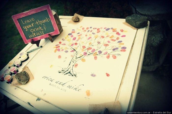 ¿A cuál de estos Libros de firmas le dás tu corazón? 1
