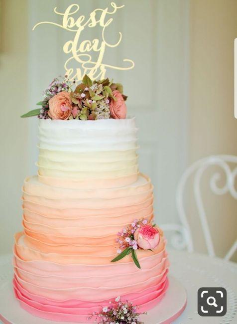 The Color Holi 🌈: ¡Elegí tu torta favorito! 1