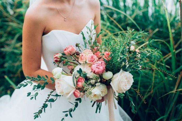 Tu ramo de novia: ¿A o B? 1