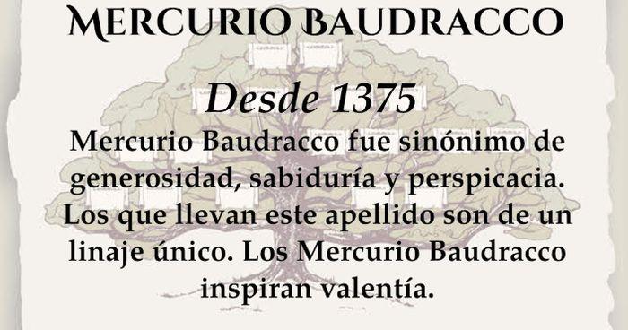 Seremos la familia Mercurio Baudracco 2