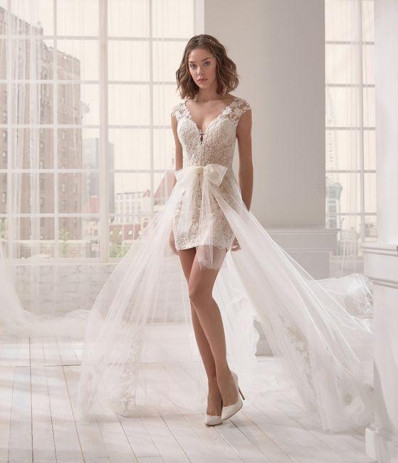 El largo de tu vestido: ¿S,M o L? 1
