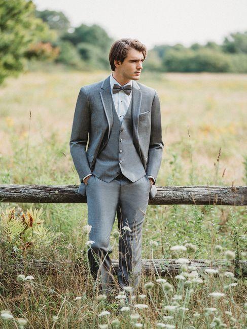 ROUND 4: ¡El traje del novio! 1