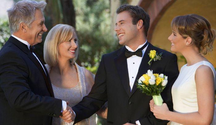 ¿Quiénes pueden ser los padrinos de un casamiento? 1
