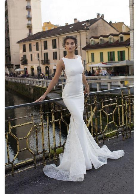 Vestido de novia 360º: ¿Qué parte te gusta más? 1
