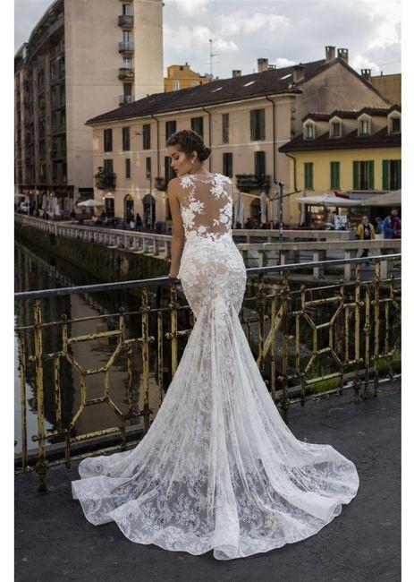 Vestido de novia 360º: ¿Qué parte te gusta más? 2
