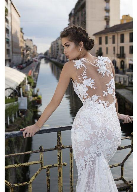 Vestido de novia 360º: ¿Qué parte te gusta más? 3