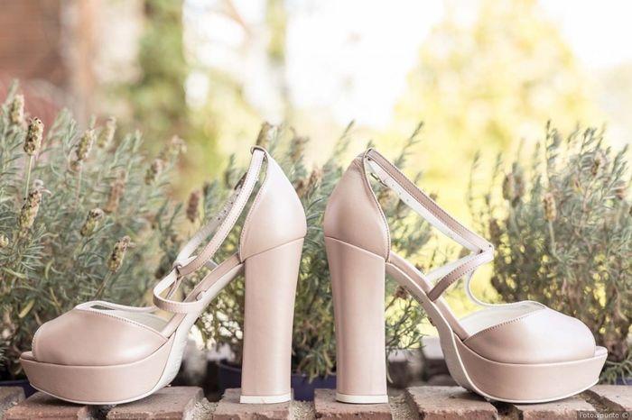 Los zapatos: ¿A o B? 1