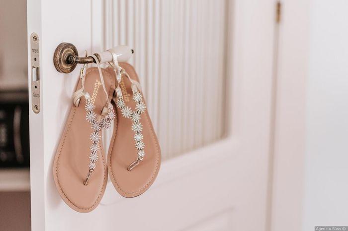 Los zapatos: ¿A o B? 2