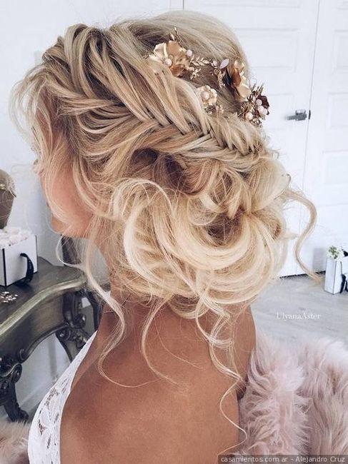 El peinado: ¿A o B? 1