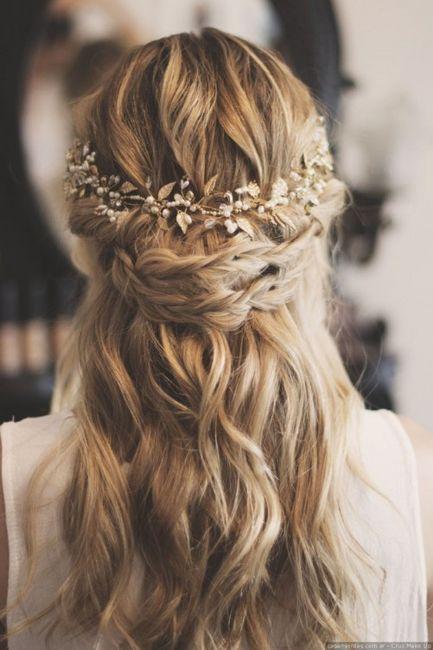 El peinado: ¿A o B? 2