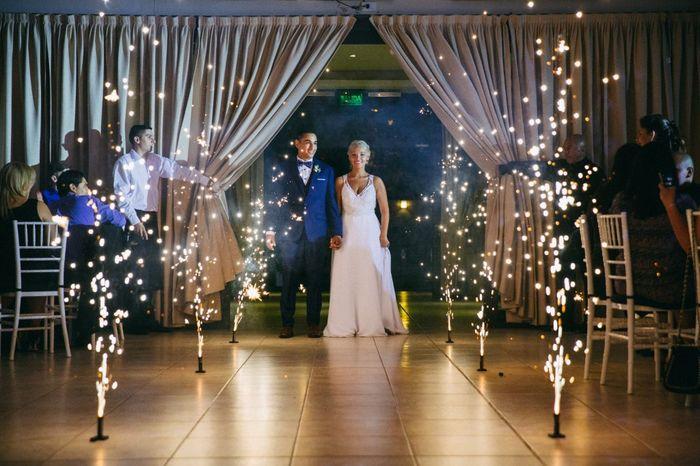 Timing para la fiesta de casamiento: ¿Se adapta a tu GD? 2