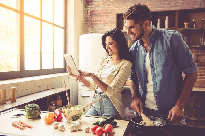 ¿Quién es el chef de la relación? 1