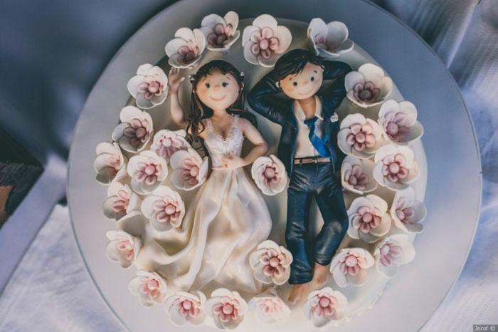El CAKE TOPPER __ , me emociona más! 2