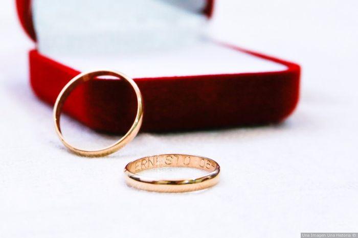 ¡Me caso en 3 meses o menos! 👉 Las Alianzas 1
