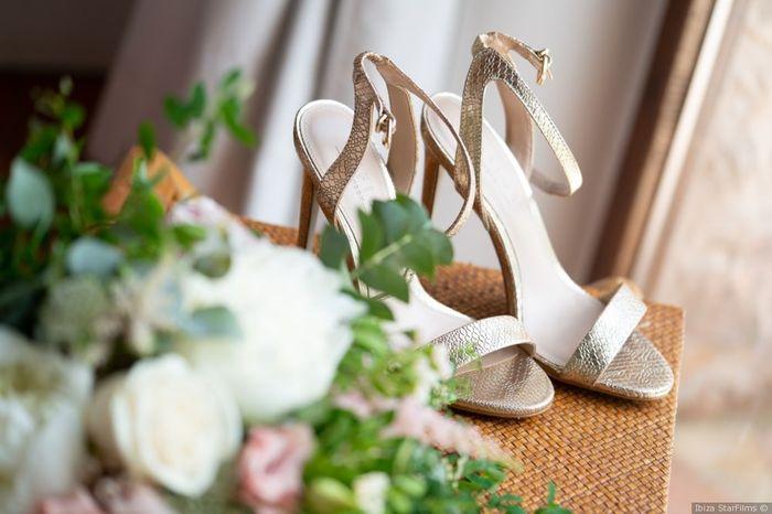 ¡Me caso en 3 meses o menos! 👉 Los Zapatos 3