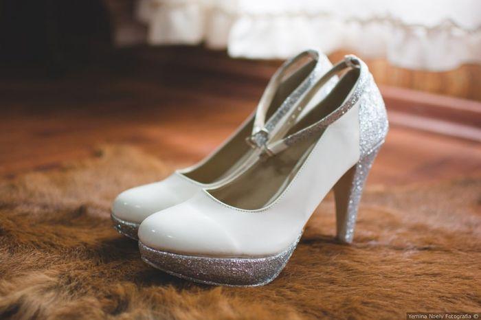 Si hoy me casara lo haría con...¡Estos zapatos! 1