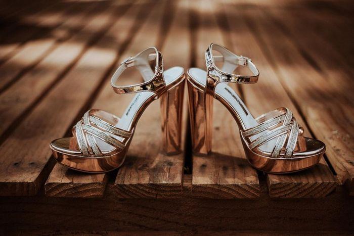 Si hoy me casara lo haría con...¡Estos zapatos! 2