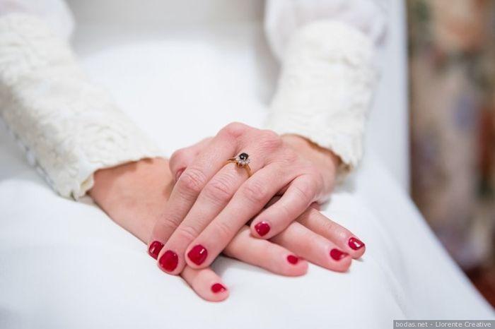 Si hoy me casara lo haría con... ¡Esta manicure! 1
