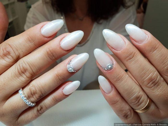 Si hoy me casara lo haría con... ¡Esta manicure! 3