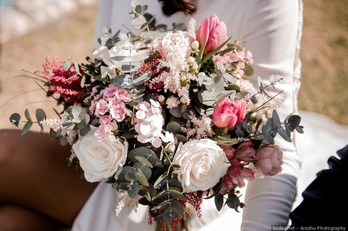 6 Bouquets que te dejarán sin aliento 😍 1