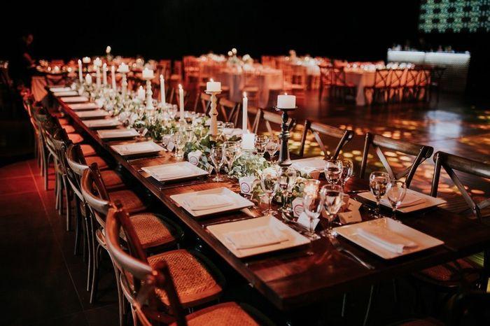 ¡A esta mesa le doy un ❤️! 3