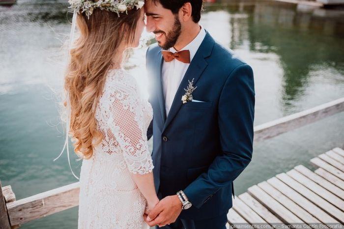 ¡No dejarás que tu novio te vea antes de la ceremonia! 1
