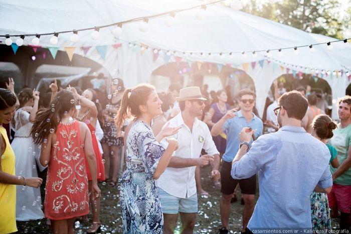 ¿Cuánta gente vas a invitar a tu casamiento? 1
