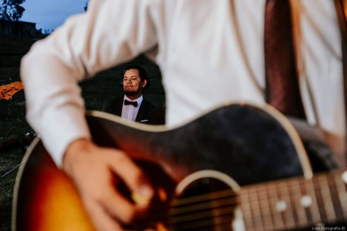 Música ao vivo no teu casamento, porque não? 1