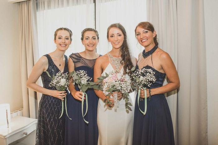 Club de la novia 2020 color azul 4