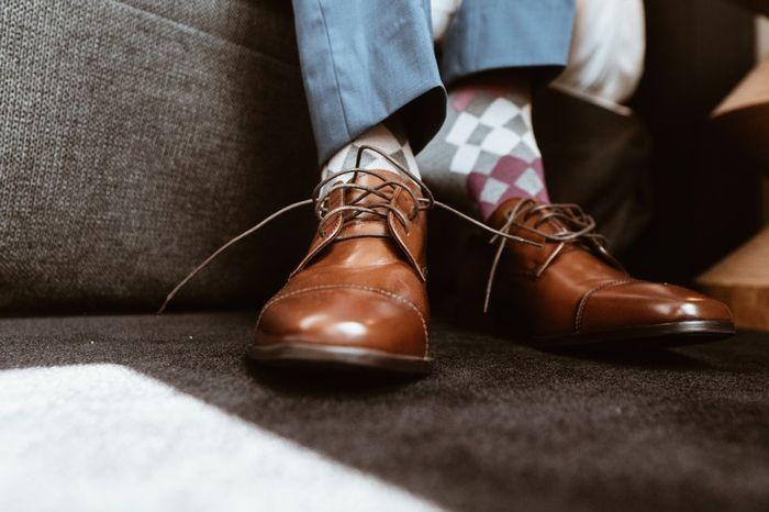 Estos calcetines: ¿le pegan o no le pegan? 1