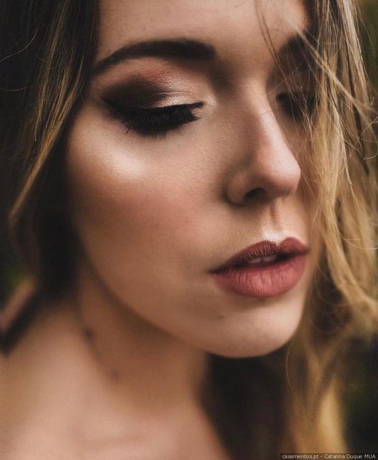 ¡Amé este maquillaje!❤️ 2