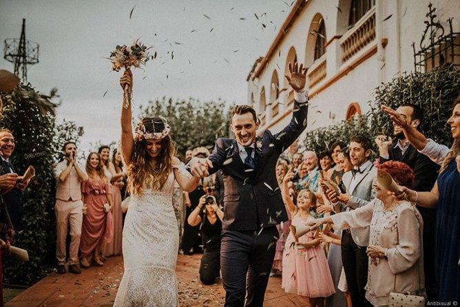 La mejor foto de la ceremonia es____ 3