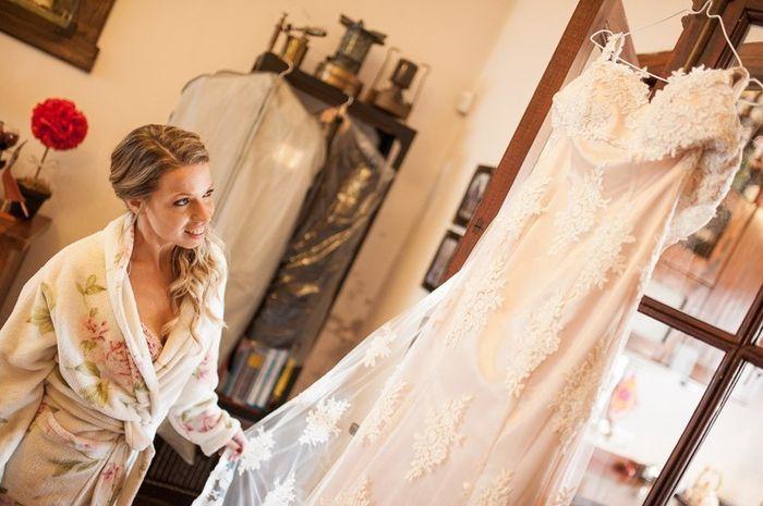 La mejor foto de la novia es____ 3
