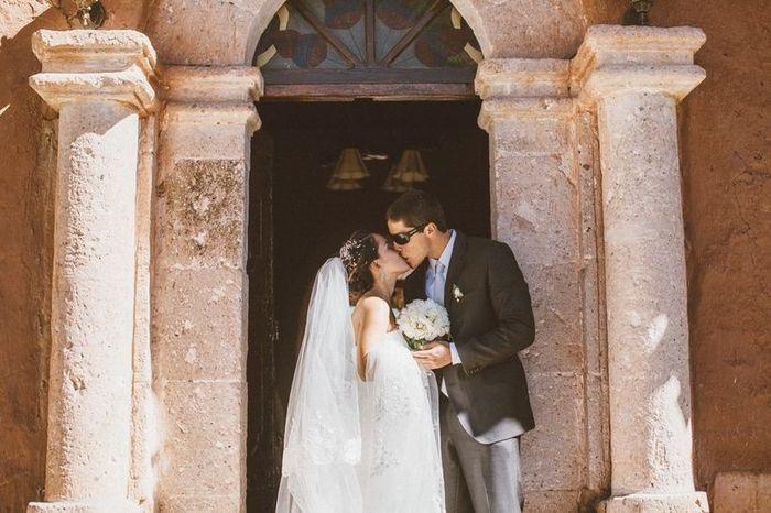 ¿Son importantes las charlas pre matrimoniales? 🤔 ¡A VOTAR! 1