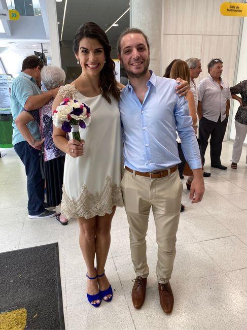 ¡Felicidades a la ganadora del Sorteo Nº 28 de Casamientos.com.ar! 1