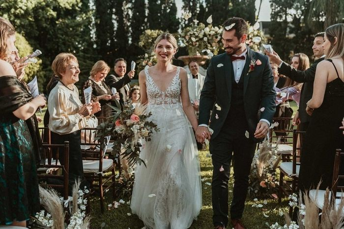 ¡Cosas a tener en cuenta si cambiaste tu fecha de casamiento! 1