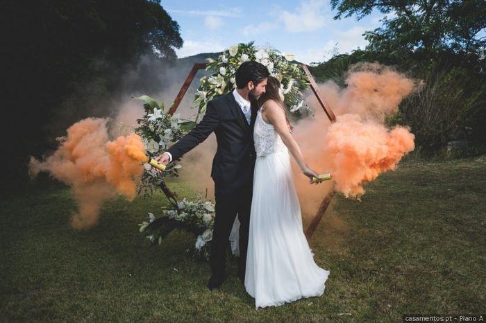 TEST: ¡Descubrí el color de tu casamiento y llevate un regalo! 🎁🌈 1