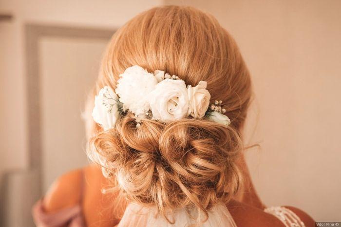 ¡Quiero este TOCADO en mi casamiento! 2