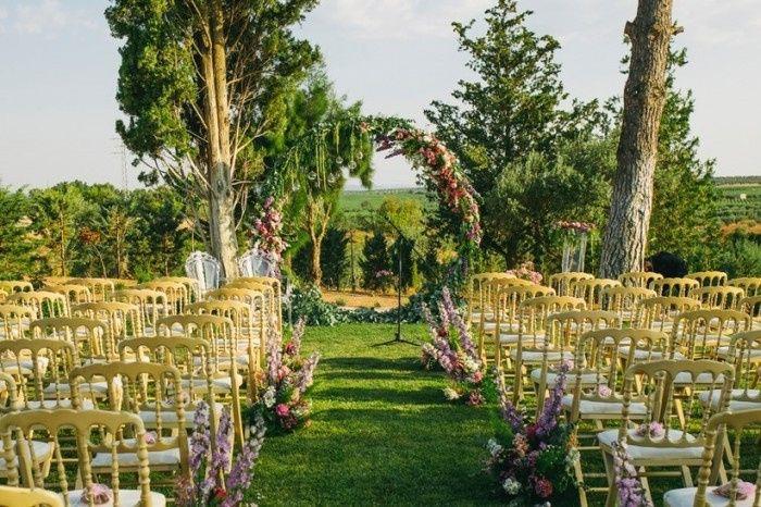 ¡Quiero esta QUINTA para mi casamiento! 2