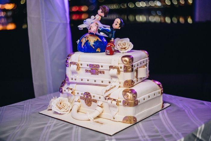 ¿Te animás a una torta 100% temática cómo ESTA 👇? 1
