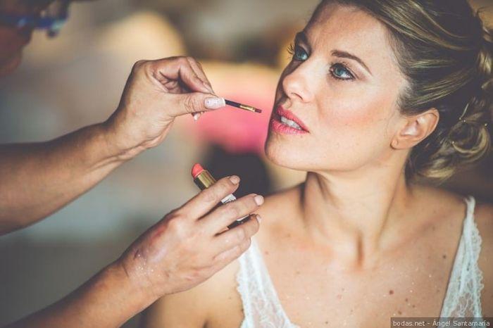 TEST: ¡Descubrí el makeup ideal para tu casamiento! 💄 1