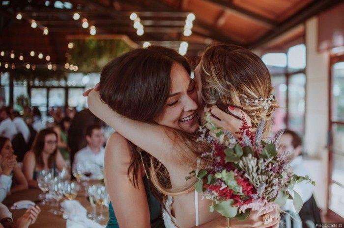 ¿Van a estar tus amig@s de la infancia en tu casamiento? 1