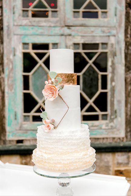 Ideas para un casamiento en Rose Gold🌺 2