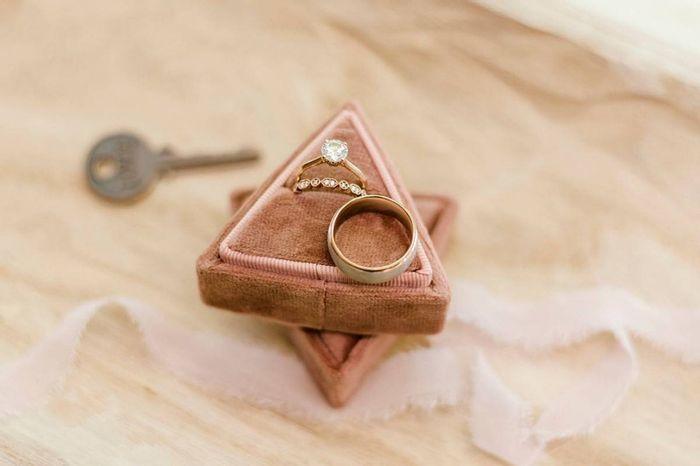 Ideas para un casamiento en Rose Gold🌺 6