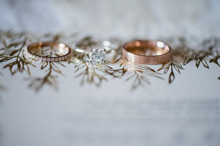 Ideas para un casamiento en Rose Gold🌺 7