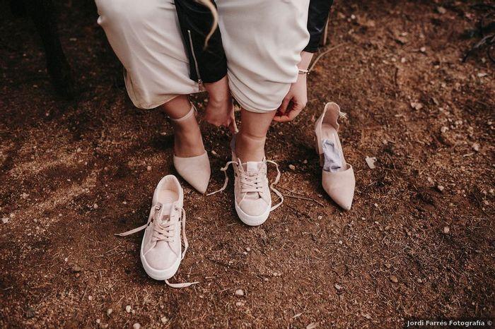 ¿Vas a aguantar con los mismos zapatos toda la fiesta? 1
