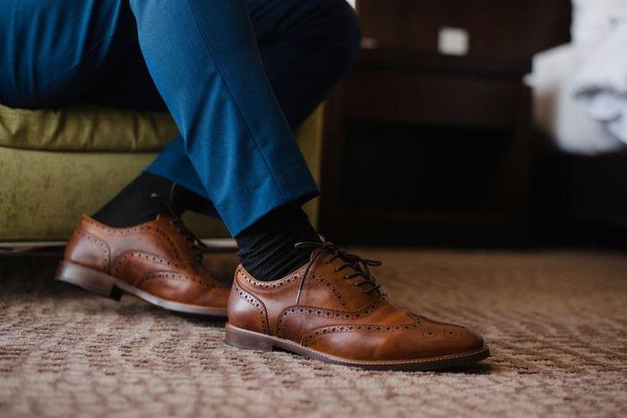 Estos zapatos : ¿le pegan o no le pegan? 2