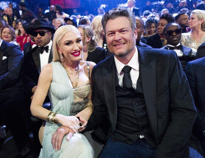 """Casamiento a la vista: """"Gwen Stefani y Blake Sheldon se comprometieron"""" 💍 1"""