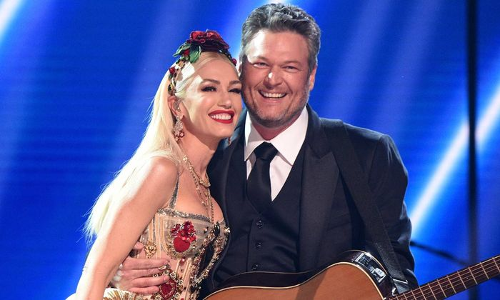 """Casamiento a la vista: """"Gwen Stefani y Blake Sheldon se comprometieron"""" 💍 3"""